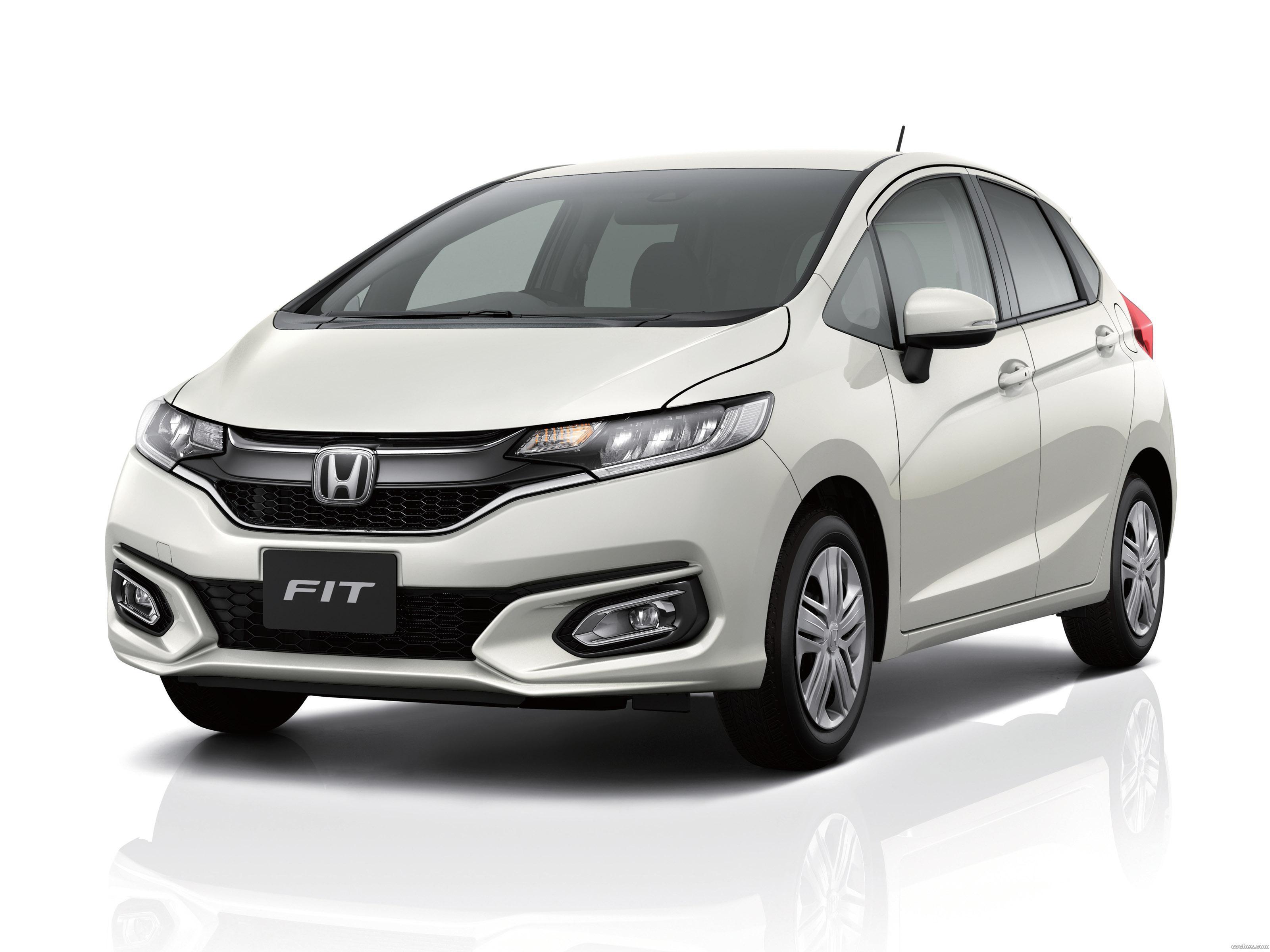 Foto 0 de Honda Fit Japan 2017