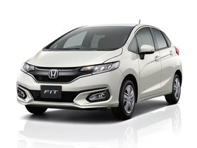 Fotos de Honda Fit Japan 2017
