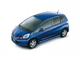 Ver foto 3 de Honda Fit RS 2001