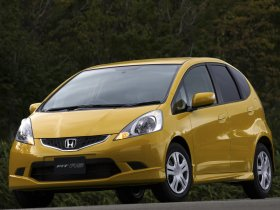 Fotos de Honda Fit RS 2001