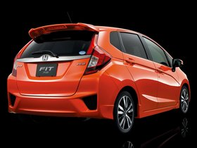 Ver foto 2 de Honda Fit RS 2014