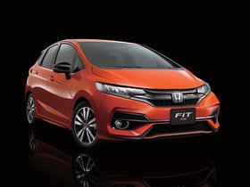 Fotos de Honda Fit RS Japan 2017