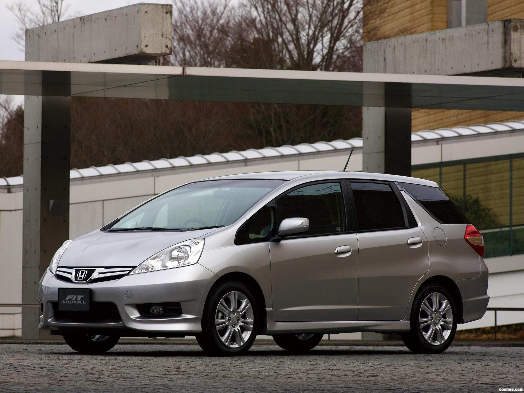 Foto 0 de Honda Fit Shuttle 2011