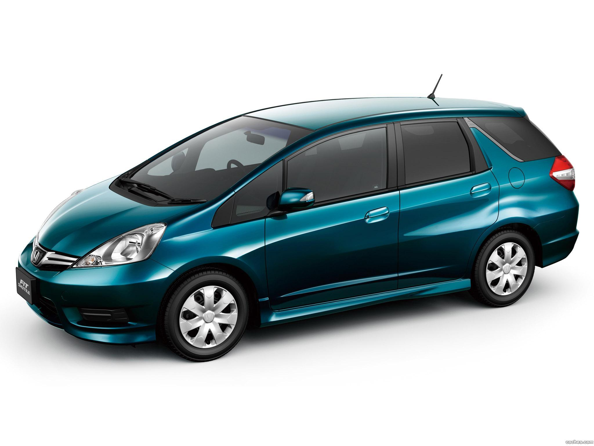 Foto 6 de Honda Fit Shuttle 2011