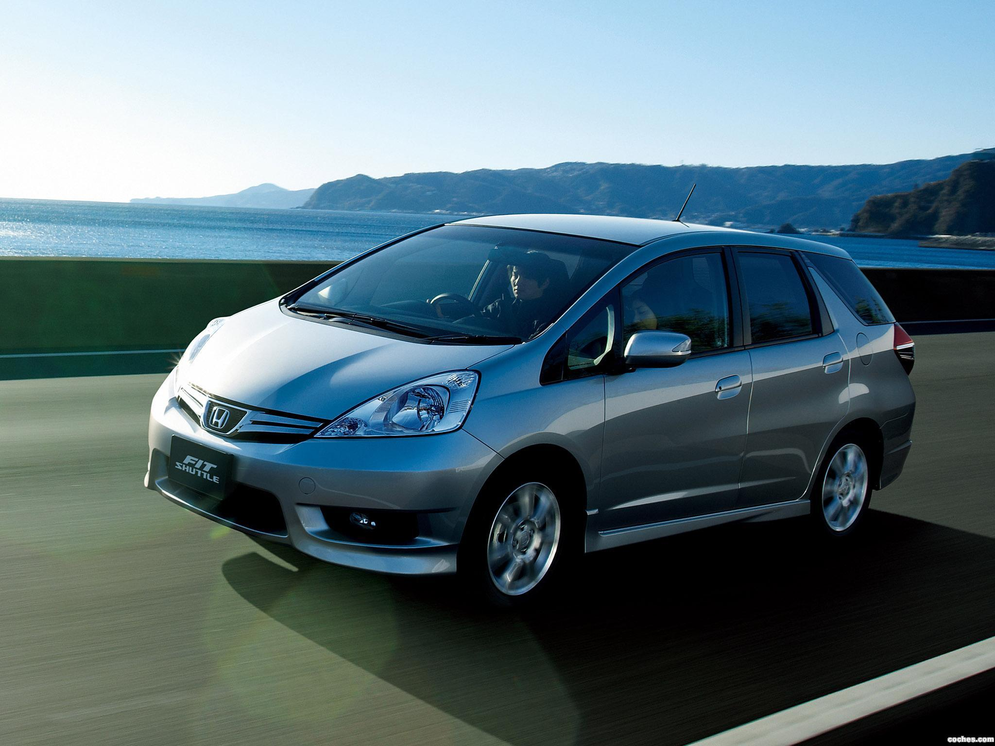Foto 5 de Honda Fit Shuttle 2011