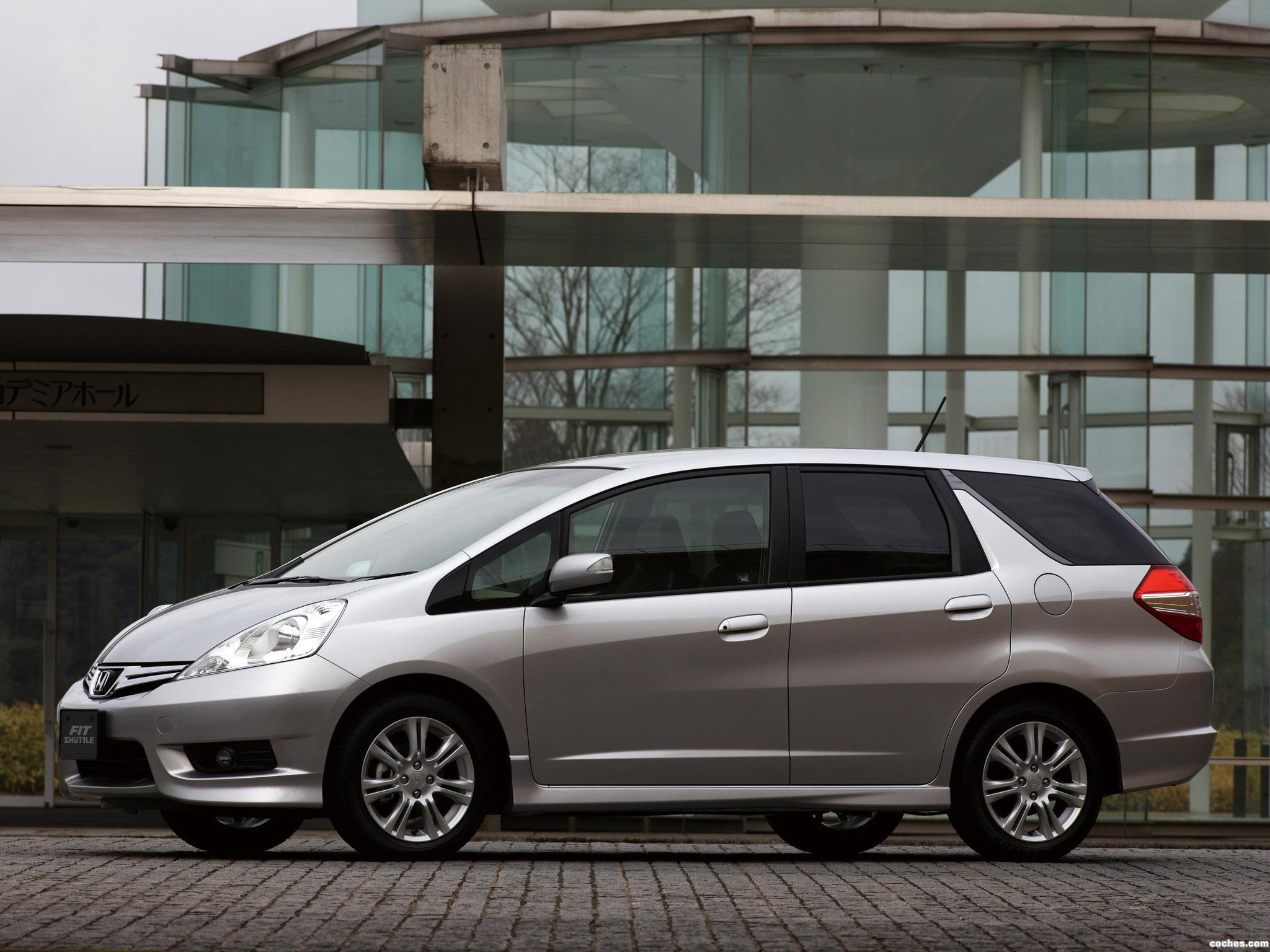 Foto 3 de Honda Fit Shuttle 2011
