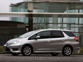 Ver foto 4 de Honda Fit Shuttle 2011