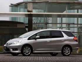 Ver foto 4 de Honda Fit Shuttle 2011