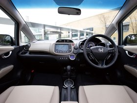 Ver foto 10 de Honda Fit Shuttle Hybrid 2011