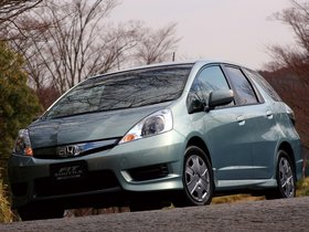 Fotos de Honda Fit Shuttle Hybrid 2011