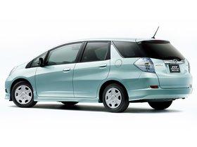 Ver foto 3 de Honda Fit Shuttle Hybrid 2011