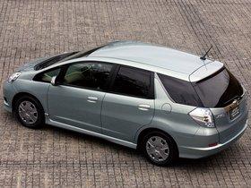 Ver foto 2 de Honda Fit Shuttle Hybrid 2011