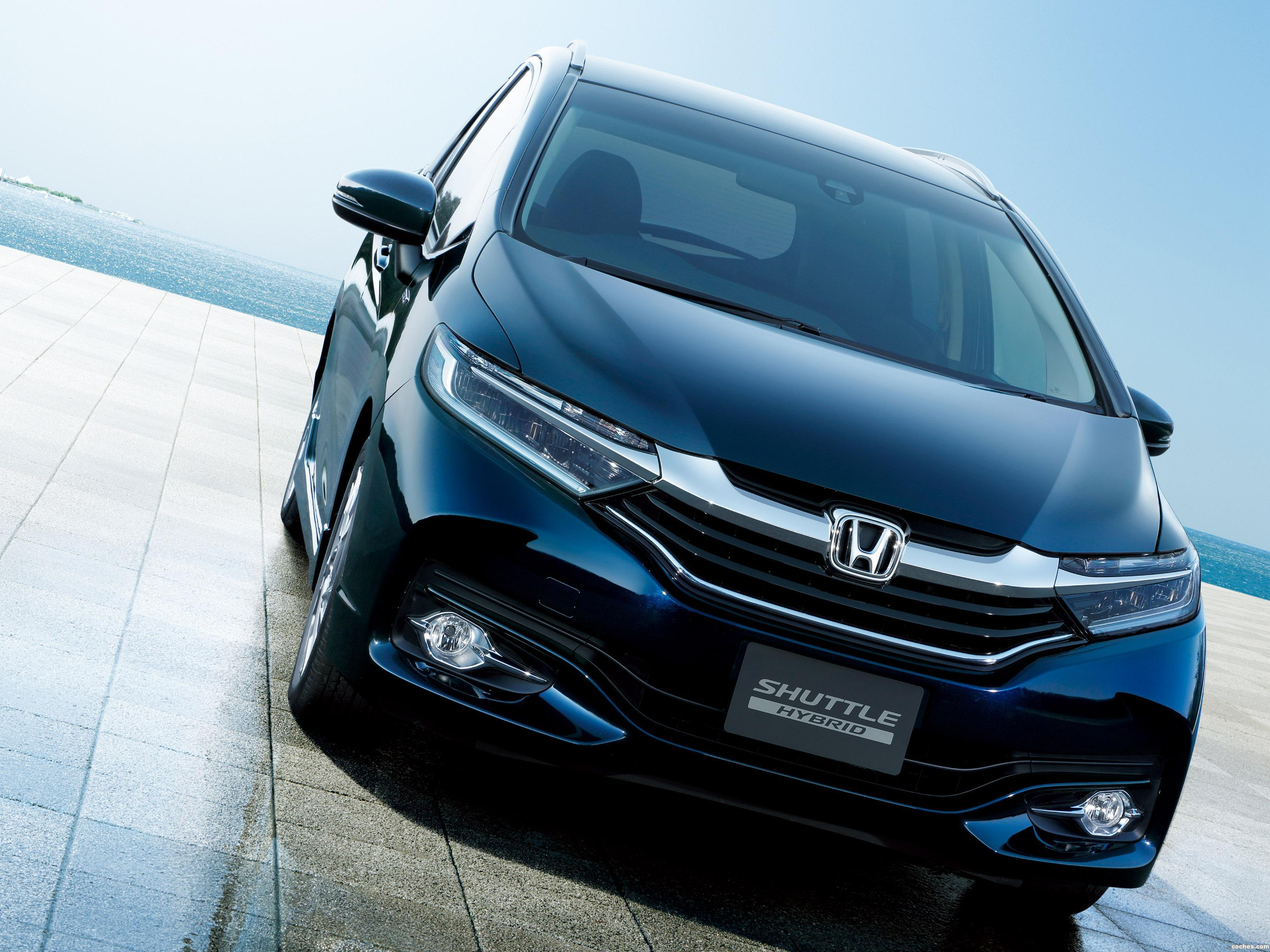 Foto 0 de Honda Fit Shuttle Hybrid 2015