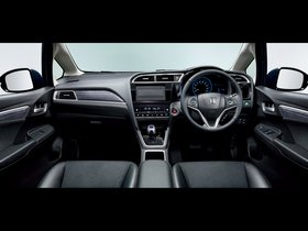 Ver foto 19 de Honda Fit Shuttle Hybrid 2015