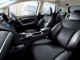 Ver foto 9 de Honda Fit Shuttle Hybrid 2015