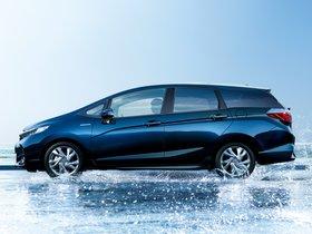 Ver foto 7 de Honda Fit Shuttle Hybrid 2015