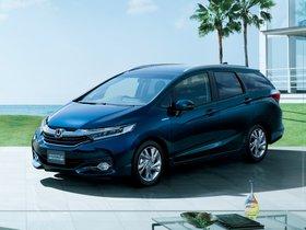 Ver foto 6 de Honda Fit Shuttle Hybrid 2015