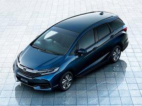 Ver foto 5 de Honda Fit Shuttle Hybrid 2015