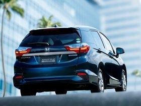 Ver foto 4 de Honda Fit Shuttle Hybrid 2015