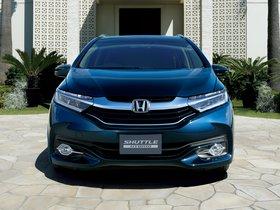 Ver foto 2 de Honda Fit Shuttle Hybrid 2015