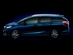 Ver foto 13 de Honda Fit Shuttle Hybrid 2015