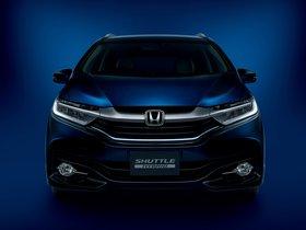 Ver foto 11 de Honda Fit Shuttle Hybrid 2015
