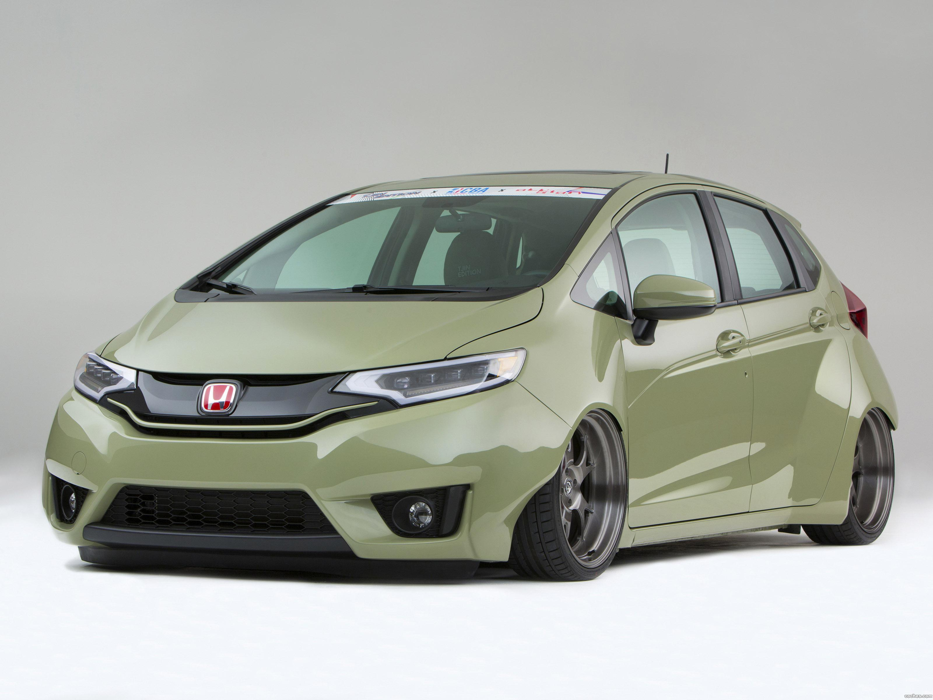 Foto 0 de Honda Fit Special Edition by Kylie Tjin 2014
