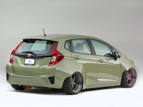 Ver foto 3 de Honda Fit Special Edition by Kylie Tjin 2014