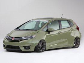 Ver foto 2 de Honda Fit Special Edition by Kylie Tjin 2014