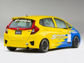 Ver foto 2 de Honda Fit Spoon Sports Super Taikyu 2014