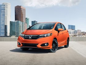Fotos de Honda Fit Sport USA 2017