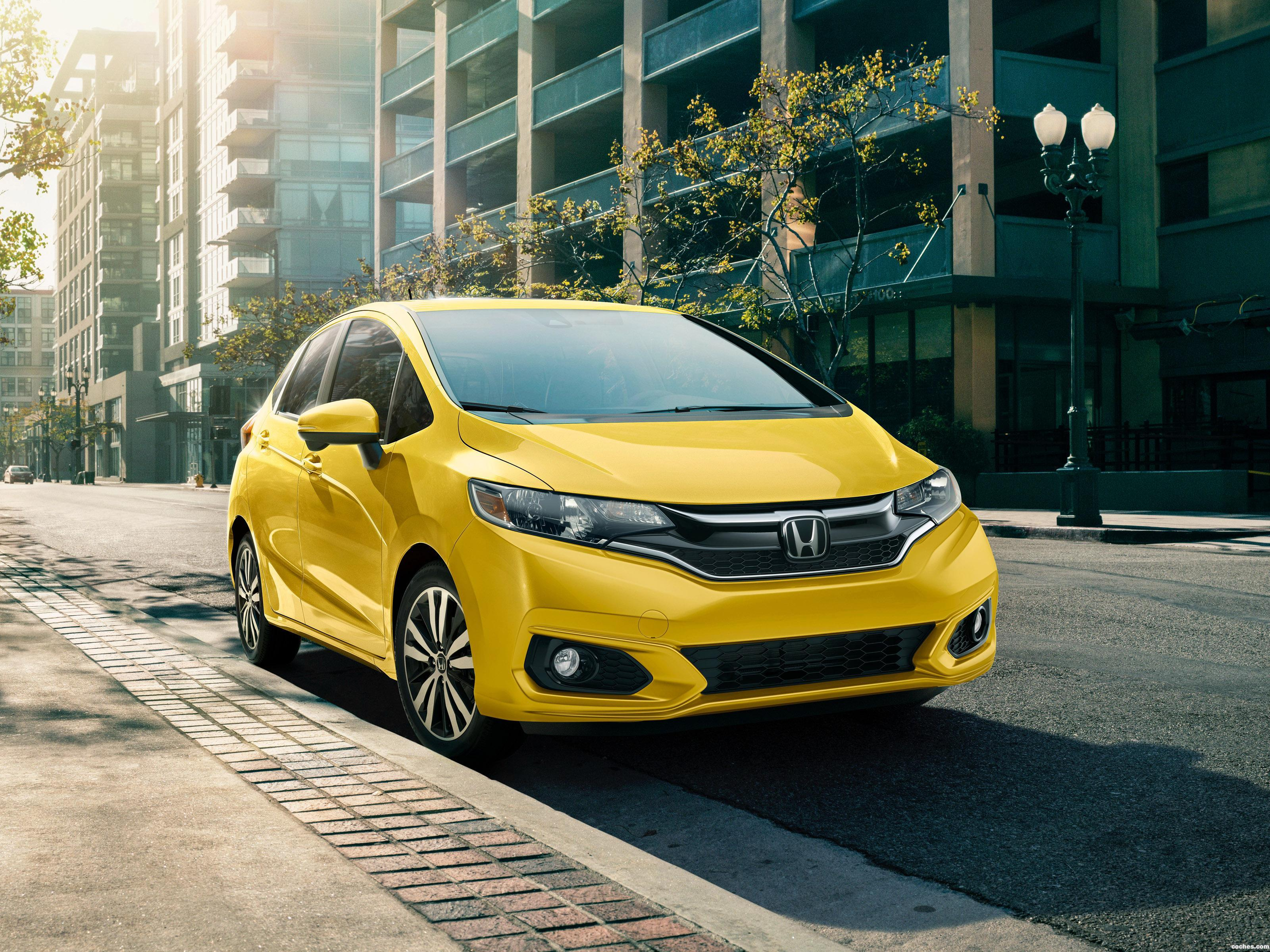 Foto 0 de Honda Fit USA 2017