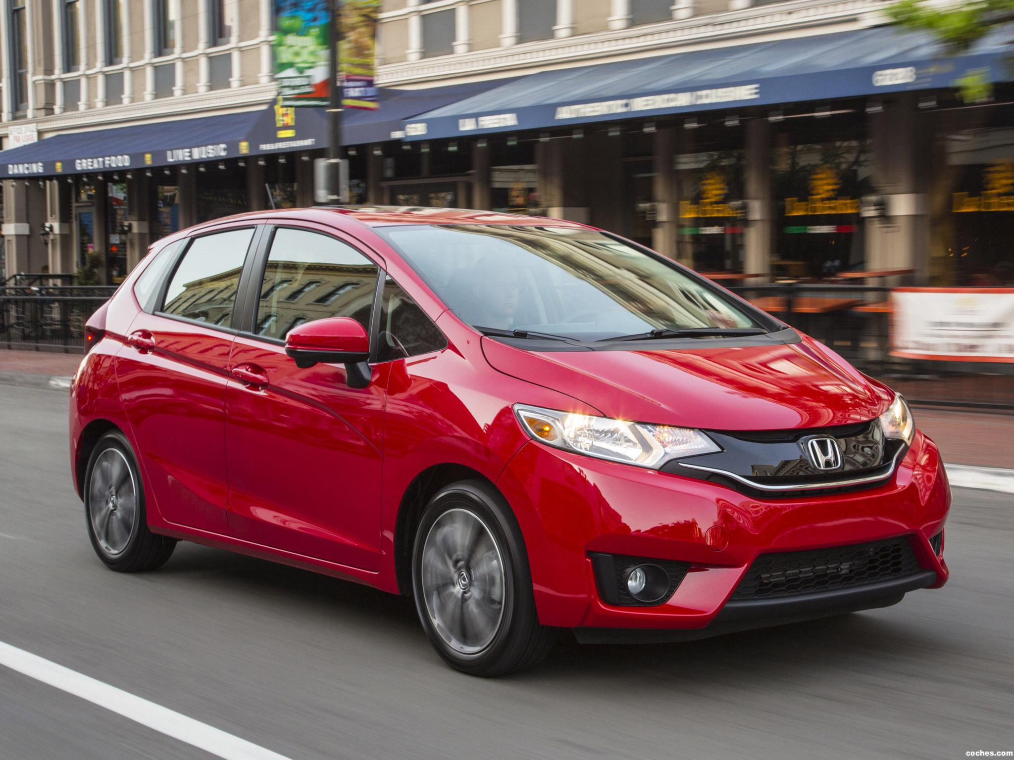 Foto 0 de Honda Fit USA 2014