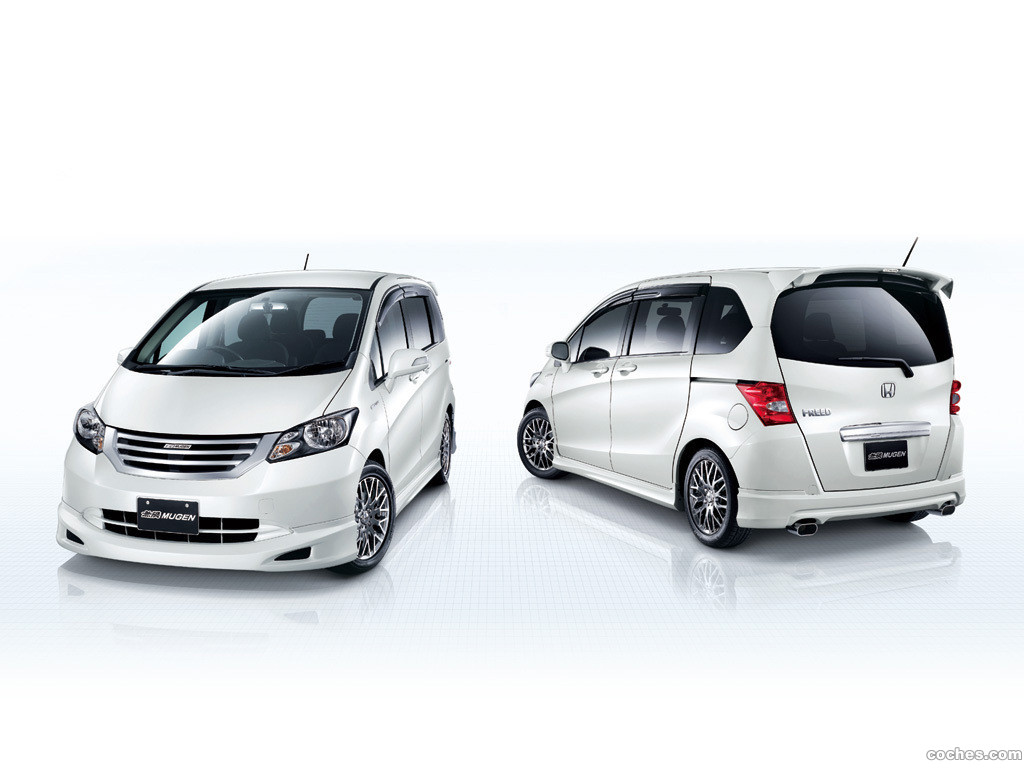 Foto 0 de Honda Freed Mugen