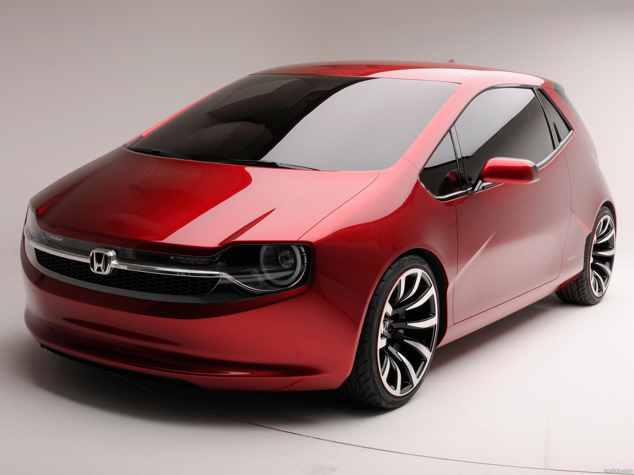Foto 3 de Honda GEAR Concept 2013