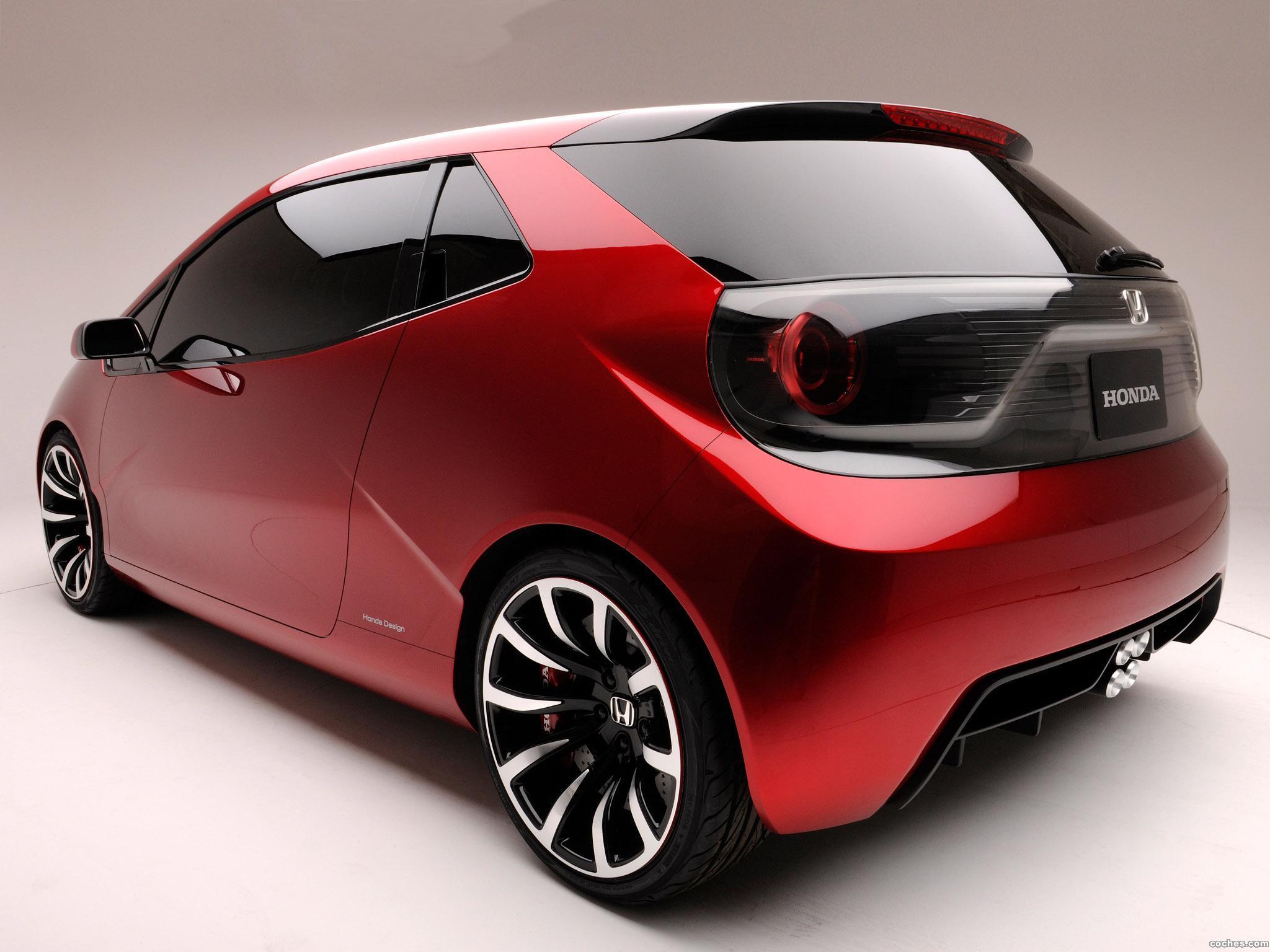 Foto 1 de Honda GEAR Concept 2013