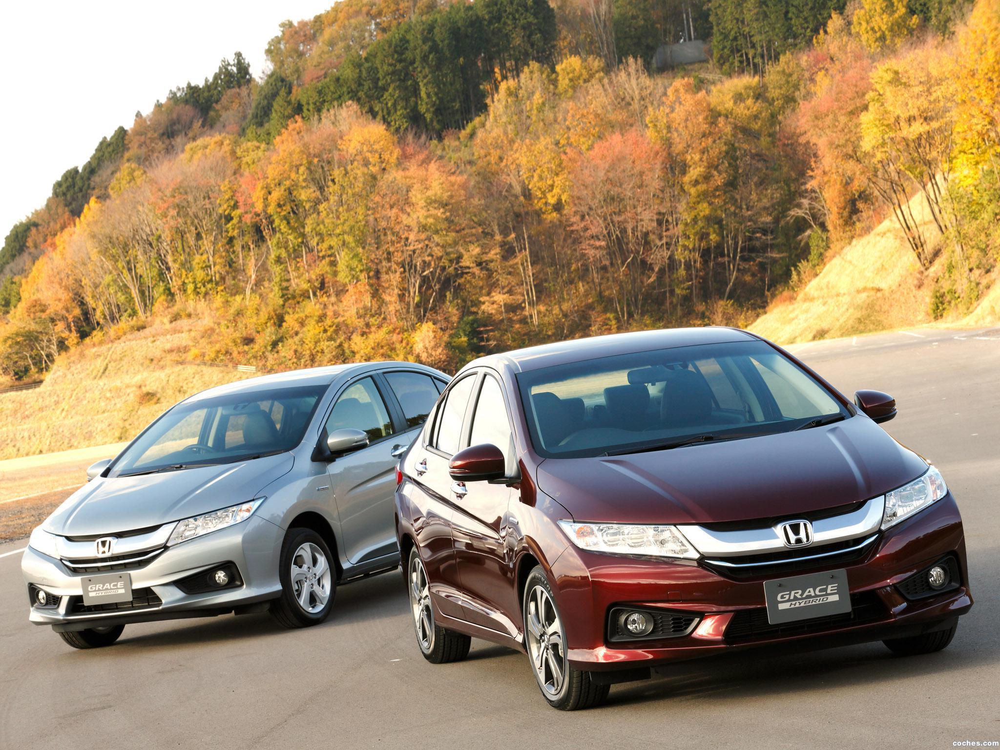 Foto 8 de Honda Grace Hybrid 2014
