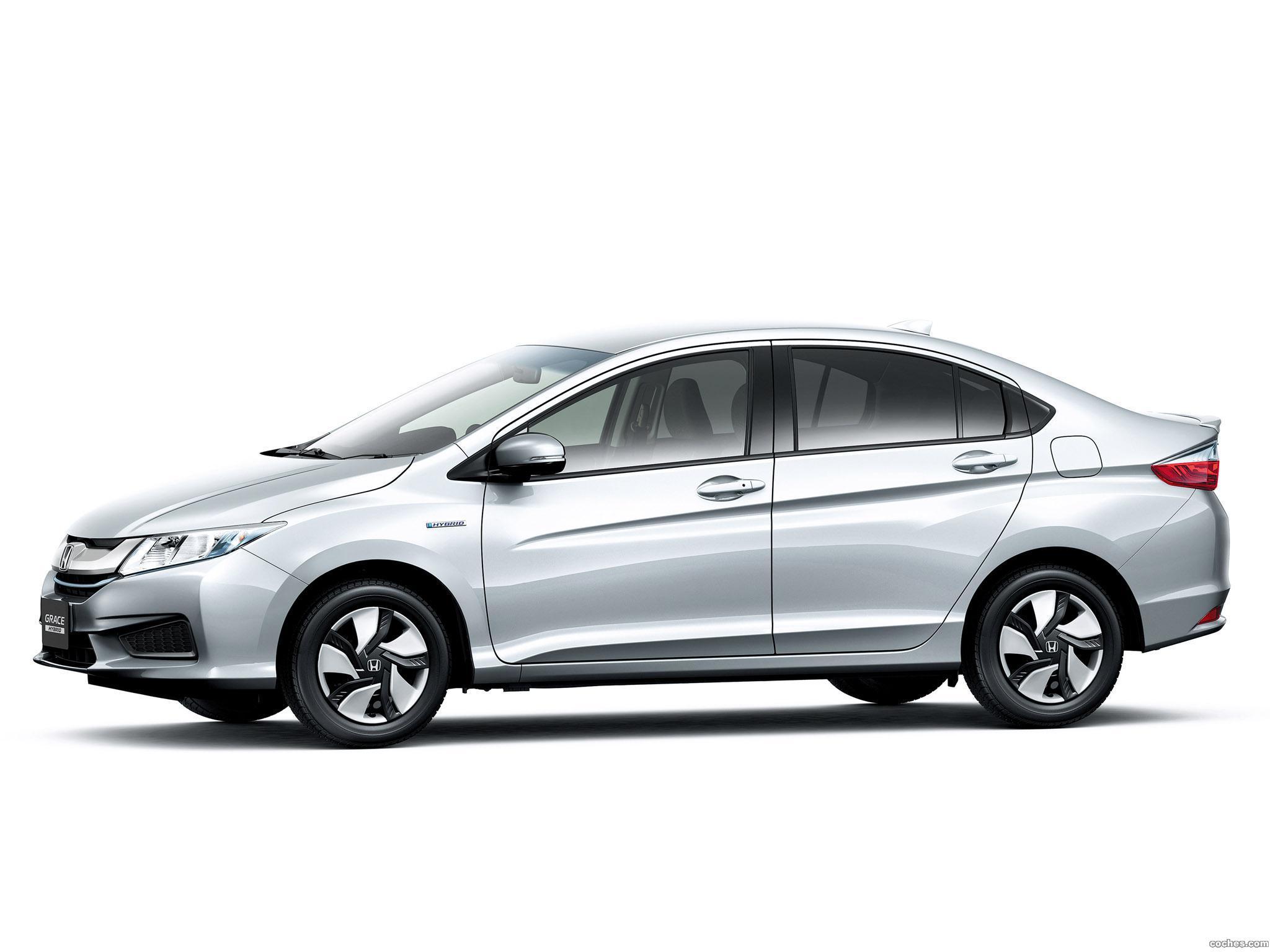 Foto 7 de Honda Grace Hybrid 2014