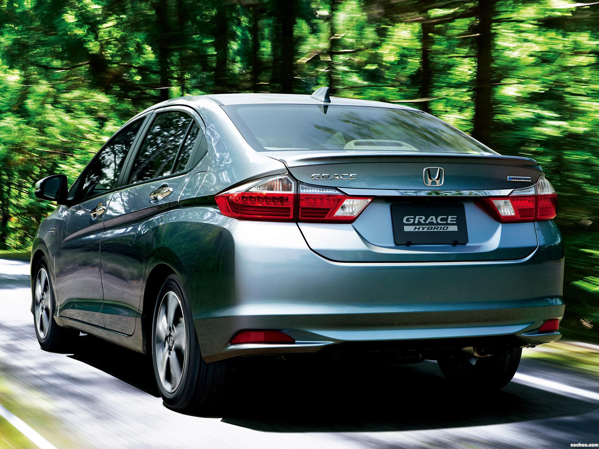 Foto 5 de Honda Grace Hybrid 2014
