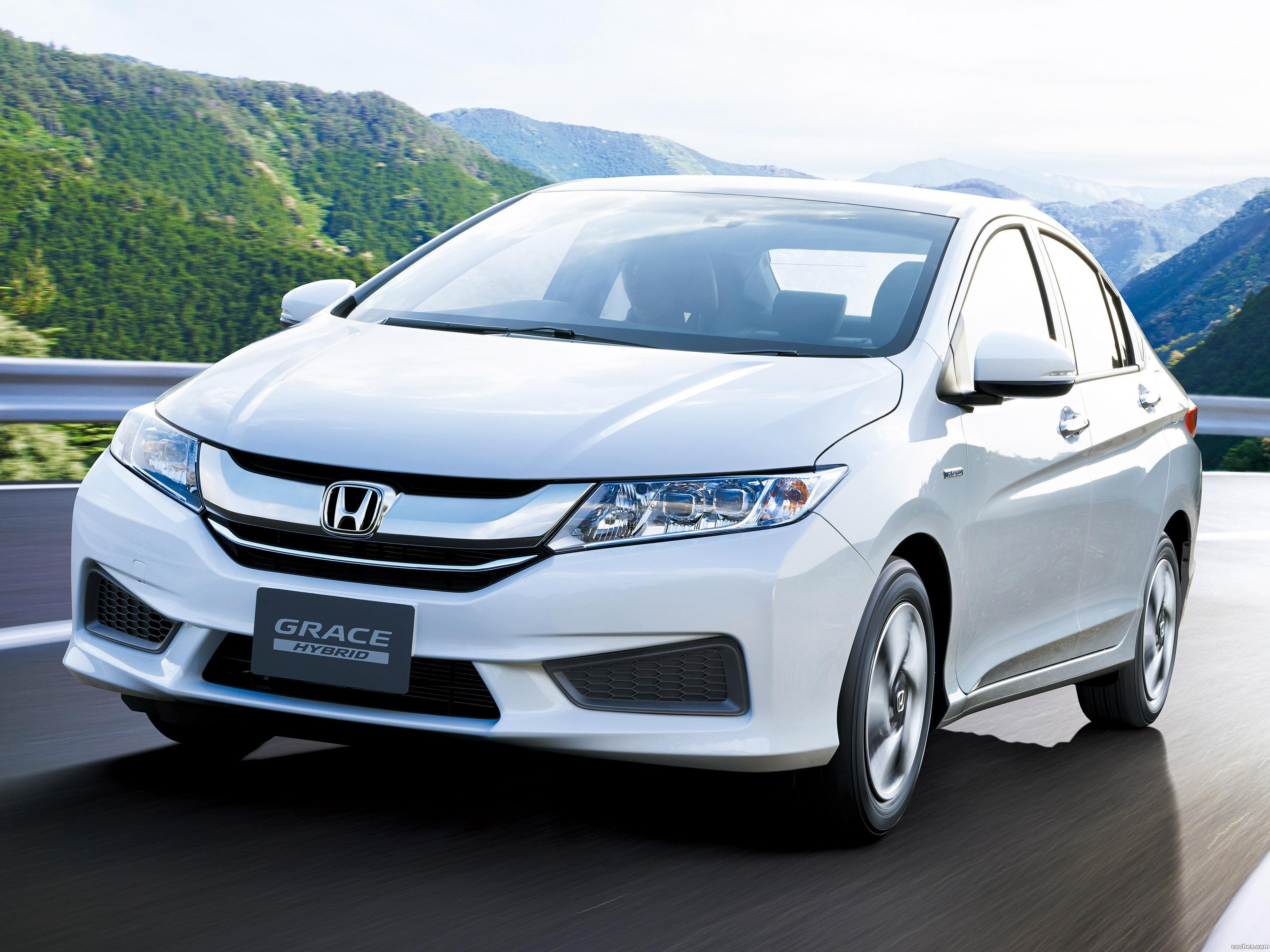Foto 0 de Honda Grace Hybrid 2014
