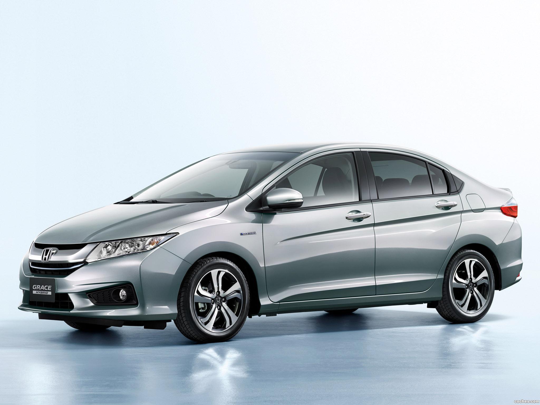 Foto 13 de Honda Grace Hybrid 2014