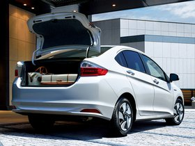 Ver foto 7 de Honda Grace Hybrid 2014