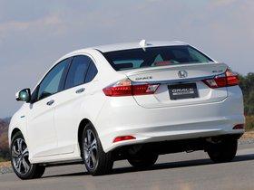 Ver foto 4 de Honda Grace Hybrid 2014