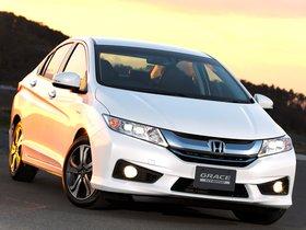 Ver foto 3 de Honda Grace Hybrid 2014