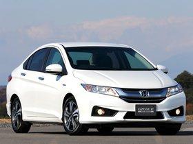Ver foto 2 de Honda Grace Hybrid 2014