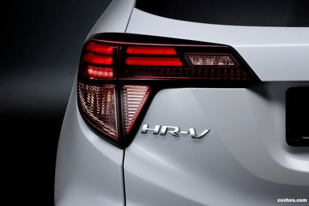 Foto 5 de Honda HR-V 2015