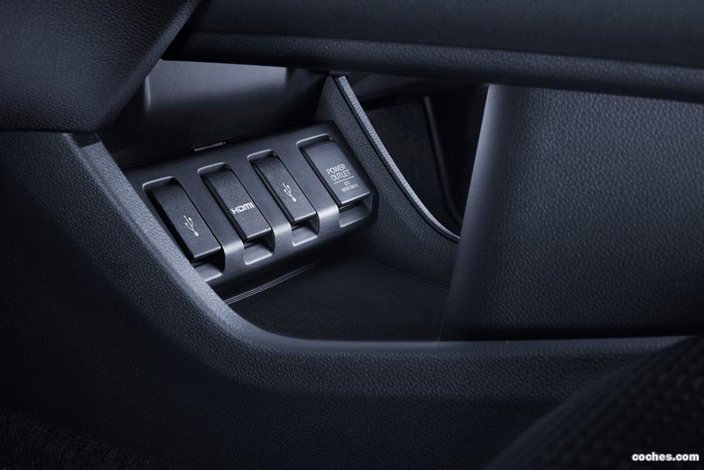 Foto 10 de Honda HR-V 2015