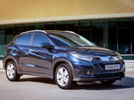 Honda HR-V 1.5 I-vtec Elegance Navi Cvt