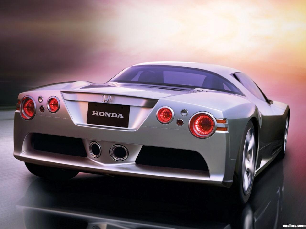 Foto 14 de Honda HSC Concept 2003