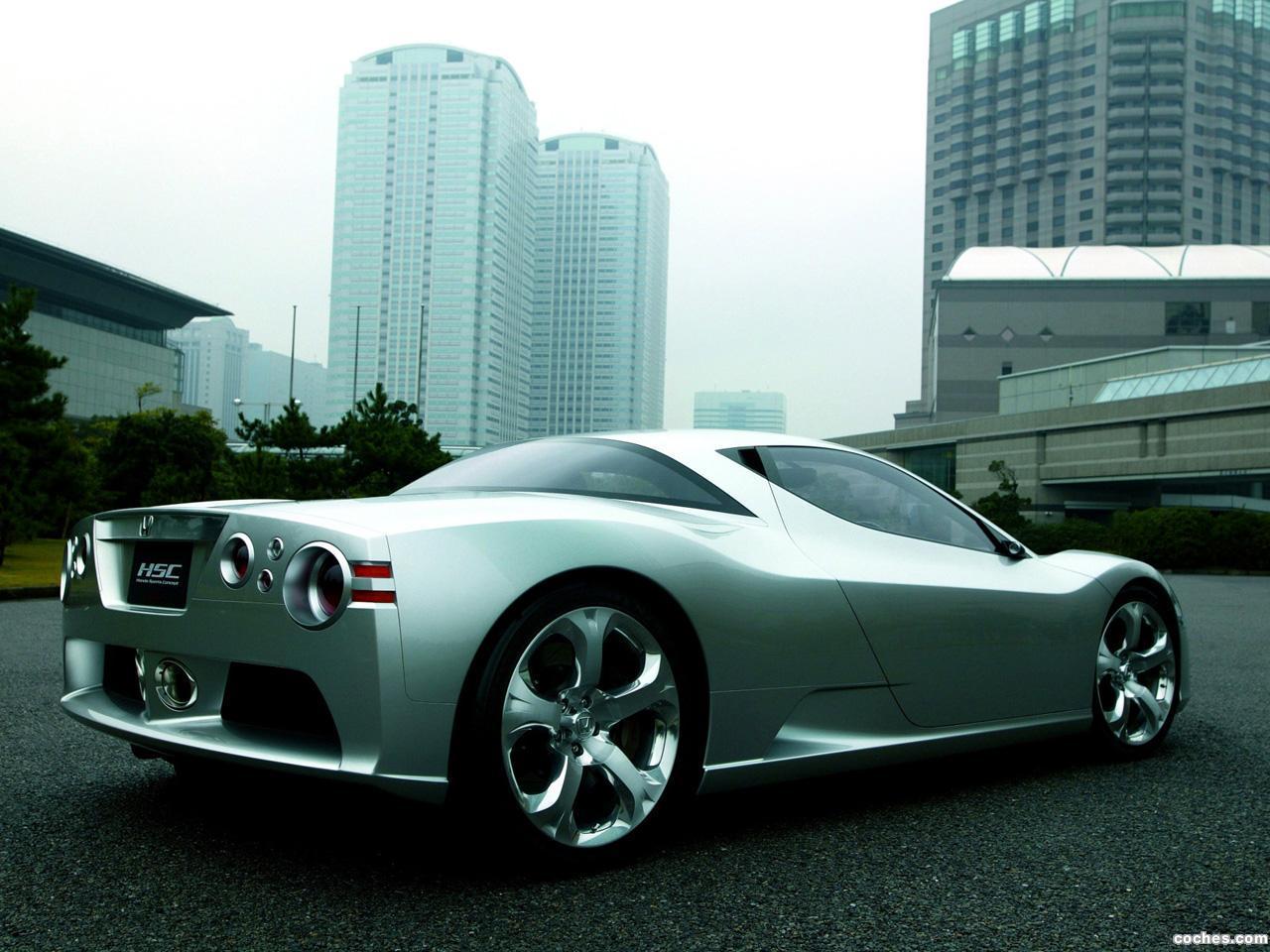 Foto 10 de Honda HSC Concept 2003